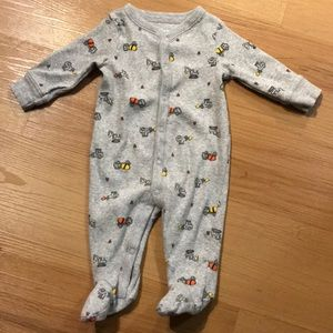 Baby boy carters sleeper 3 month